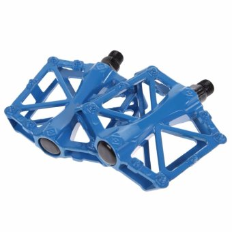 Harga Mountain Bike Bicycle Pedal #0099 (BLUE)