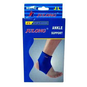 Harga Julong Fitness Gear Elastic Ankle Support