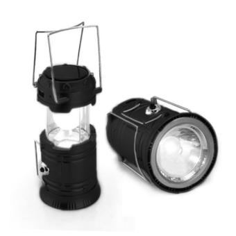 Harga Marswolf LED Solar Camping Lamp Rechargeable M-5800T