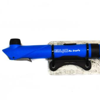 Harga HAND PUMP GIYO GP-47L BLUE, BIKE AIR PUMP PORTABLE