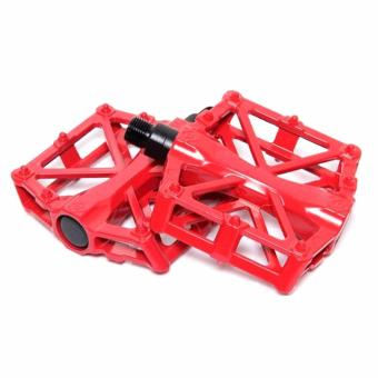 Harga Mountain Bike Bicycle Pedal #0099 (Red)