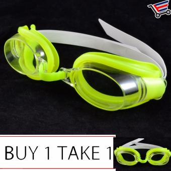 Summer Advanced Swimming Goggles For Adult with with Noselip and Earplug Buy 1 Take 1 Price Philippines