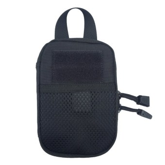 1000D Nylon Tactical Wallet Bag MOLLE Pocket Accessory Bag(Black) Price Philippines