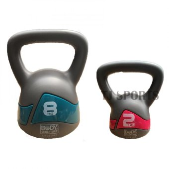 Body Sculpture Kettle Bell Exercise Weight 8kg and 2kg Price Philippines