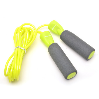 MDBuddy PVC Speed Rope (Yellow Green/Grey) Price Philippines