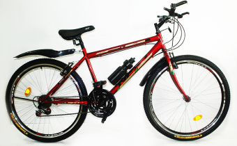 Harga Next Foxtrail Ordinary Mountain Bike (Red)