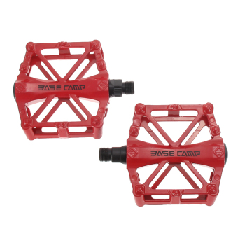Harga Mountain Bike BMX Ultra-light Pedal (Red)