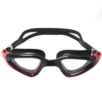 Fashion Unisex Swimming Goggles For Adult - AK-325 Black Price Philippines