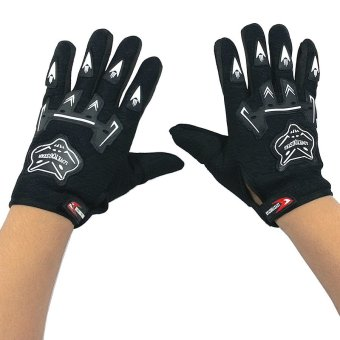 Ultra Sport Hiker Cyclist Hand Gloves Full Coverage (Black) Price Philippines