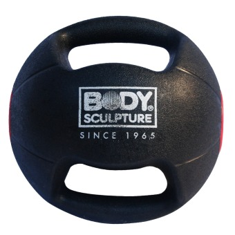 Body Sculpture 5kg Medicine Ball with Handle BW-113M (Black) Price Philippines