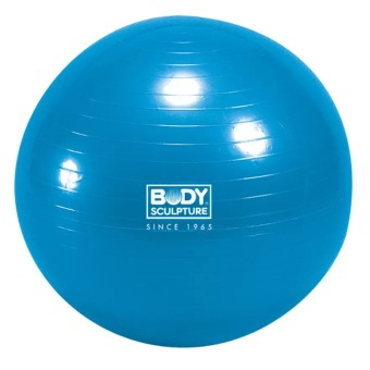 Body Sculpture BB-001-26 Gym Ball without Pump (Blue) Price Philippines