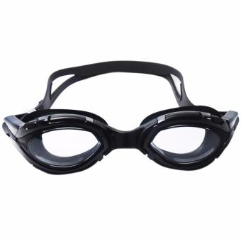 Fashion Unisex Swimming Goggles For Adult - AK-55 Black Price Philippines