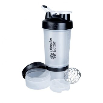 Harga BlenderBottle ProStak System with 22-Ounce Bottle and Twist n' Lock Storage