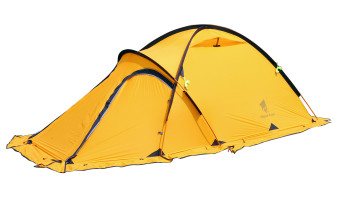 Harga GEERTOP 2-persons 4-seasons Camping Alpine Tent For Backpacking Hiking Climbing Light weight - With Living Room - Yellow.