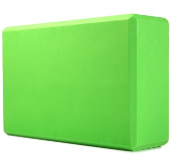 EVA Yoga Block for Home Exercise Tool (Green) Price Philippines