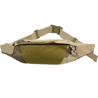 Multifunctional Molle Military Men Waist Bag Running Jogging Biking Outdoor Sports Waist Pack Desert Camouflage Price Philippines