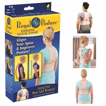 J&J Royal Posture Back Supporter - Large Price Philippines