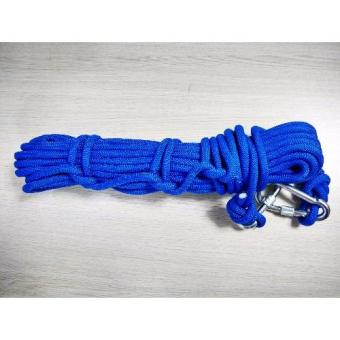 Kernmantle Safety Rope Climbing Rappelling Rescue Escape 20m(Brown) Price Philippines