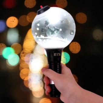 KPOP BTS ARMY Bomb Lightstick Bangtan Boys Concert Support Ver.1 Light - intl
