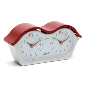 Leap Chess Clock Battery Operated (Red) Price Philippines