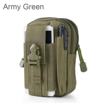 Men's Mini Bag Accessories Belt Fanny Pack Waist Pouch Backpack Tactical - intl