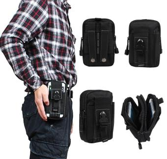 Men's Mini Bag Accessories Belt Fanny Pack Waist Pouch BackpackTactical - intl