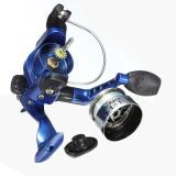 Mini Portable Telescopic Fishing Rod (Blue) - 4
