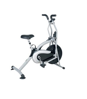 Muscle Power 8.21 2-in-1 Stationary Air Bike