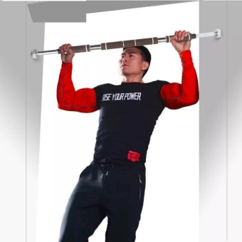 New 2017 Best Quality Adjustable Door Way Pull Up Gym Bar 100Kg