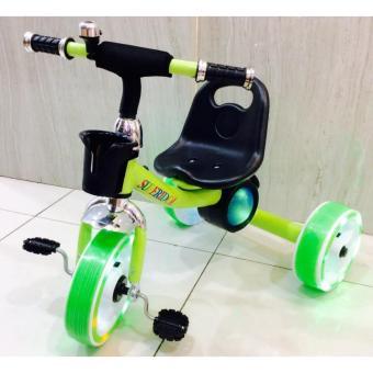 Best Quality Beststore Baby Shop Safety Kids Bike (Green)