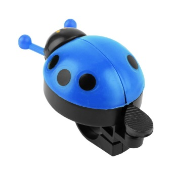 OH Lovely Kid Beetle Ladybug Ring Bell For Cycling Bicycle BikeRide Horn Alarm Price Philippines
