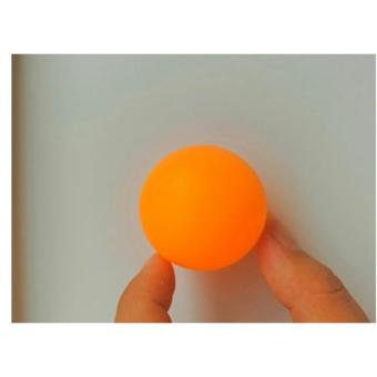 One Set /144 pcs No Word 38mm Table Tennis Ball Advanced Training Ping Pong Balls Orange - intl