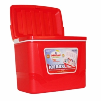 Orocan Ice Box Chest Insulated Cooler 30-Liters