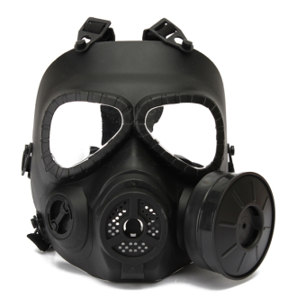 Paintball Airsoft Game Tactical Full Half Face Protection Safety Mask Guard
