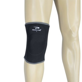 PROCARE PROTECT #6053 Knee Support Brace 9-inch Close Patella, Double Layered Knee, 4mm Thick Neoprene Slip-On Unisex
