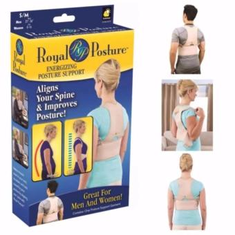 Royal Posture Back Supporter (Medium) Price Philippines