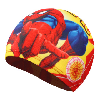 Sports cute color New style for Men and Women swimming cap