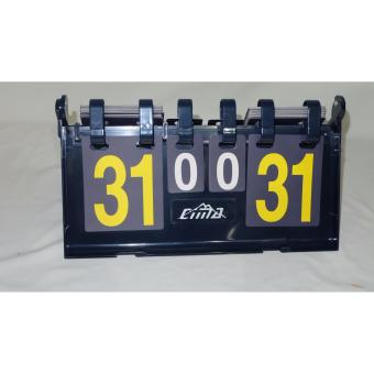 Sports in Style Badminton, Volleyball, Table Tennis Score Board scoreboard