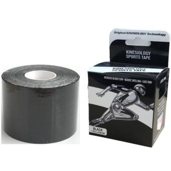 Topcare Muscle Tape 2-Way Kinesiology Technology (Black) Price Philippines