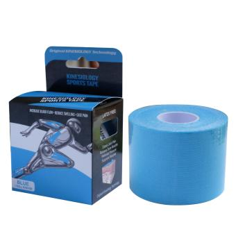 Topcare Muscle Tape 4-Way Kinesiology Technology (Blue) Price Philippines