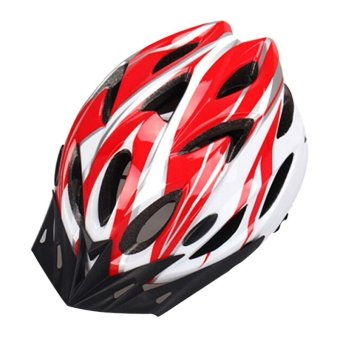 Unisex Protective & Breathable Airflow Bike Helmet Specializedfor Road & Mountain Biking - intl