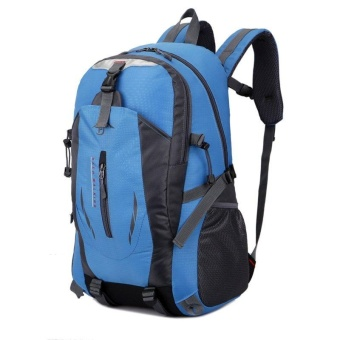 Waterproof Packs Mountaineering 40L Backpack Outdoor Hiking BagCamping Travel - intl