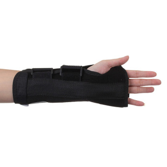 Wrist Brace Support Splint For Carpal Tunnel Arthritis Sports Sprain Strain Pain Right L