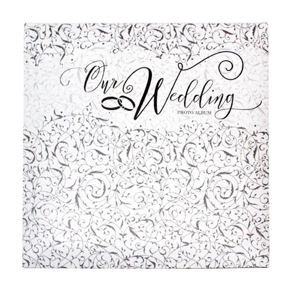 Image of Acefree Wedding Sterling Photo Album