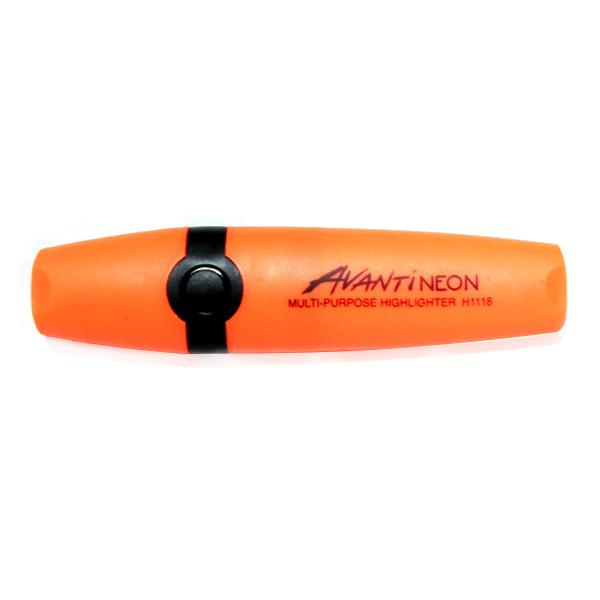 Image of Avanti NEON Highlighters - Neon Orange