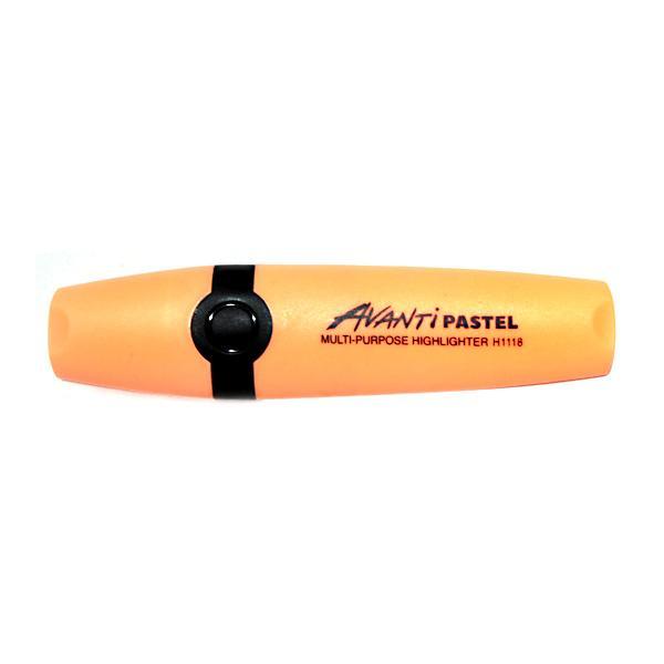 Image of Avanti PASTEL Highlighters - Pastel Orange