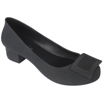 Alberto Jelly Comfort Pumps (BLACK)