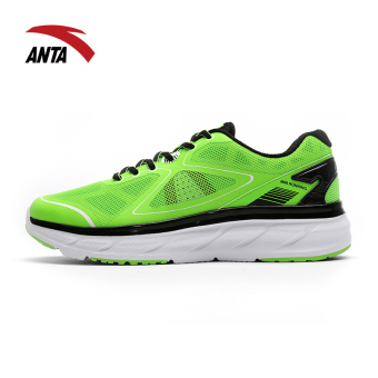 ANTA easy to bend lightweight casual shoes summer shoes (Light gray/in gray/fruit green/ANTA white)