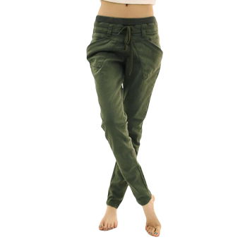 ASTAR Women's Sports Harem Pants (Green) Price Philippines