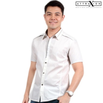 Attraxion Jared Polo for Men (White)